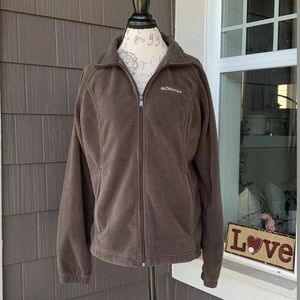 Women's COLUMBIA *Benton Spring* Fleece Jacket XL